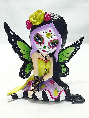 Alluring Maria Fairy Figurine - Sugar Skull Fairy  - Jasmine Becket Griffith