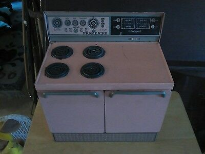Custom Imperial Toy Pink Frigidaire Stove