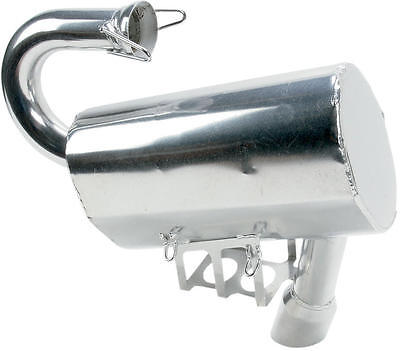 Lightweight Snowmobile Exhaust Silencer Starting Line Products 09-294