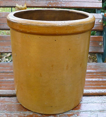 Minnesota Stoneware Co Salt Glaze 1 Gallon Crock Red Wing