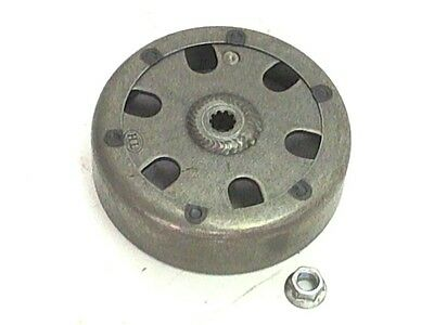 Verucci Clutch Drum Cover Bell 2004 QingQi Scooter Qm50qt-3m