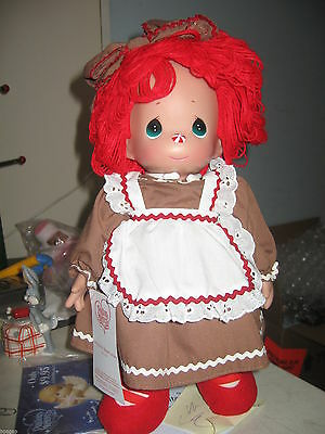 """Precious Moments Gingerbread Bronners Exclusive 12"""" Doll"""