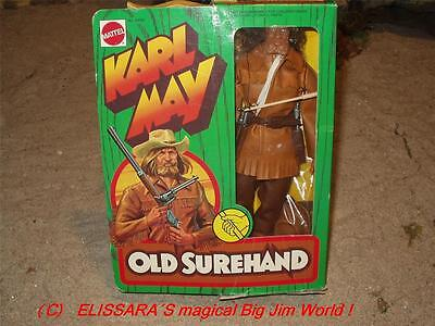 Big Jim - Karl May - Western - Old Surehand / Buffalo Bill  MIB !