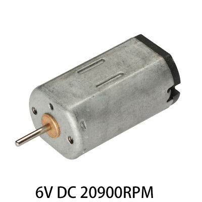 6V DC 20900RPM High-power Torque Magnetic Mini Electric Motor Electrical Tools