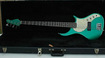 Pedulla rapture bass 4 corde 1995 electric bass w/ohsc wrenches ww ship