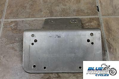 99 Suzuki Katana 600 Gsx600F Rear License Plate Bracket Back Tag Tidy