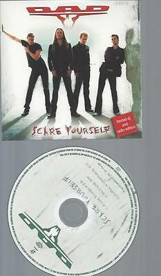 Cd--Dad Scare Yourself   //  Promo