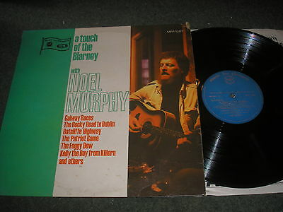 A Touch Of The Blarney With Noel Murphy Irish Folk Songs Uk Mfp 1287 Lp