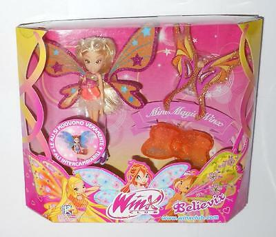 Winx Club Mini Fatine Believix STELLA Bambola Doll