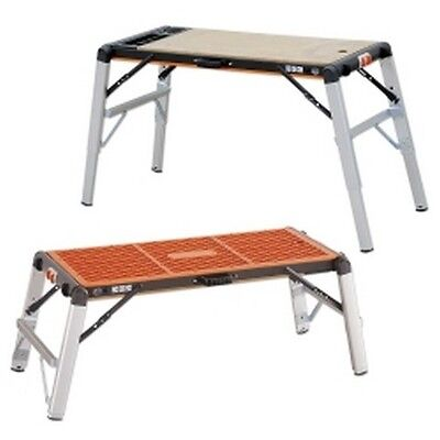 2-in-1 Work Bench Table/Scaffold AST55600 Brand New!