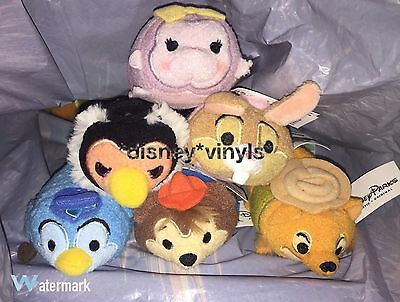 Disney Parks Tsum Tsum Splash Mountain Set Of 6 NWT IN HAND