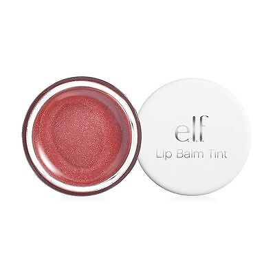 E.L.F. Essential Lip Balm Tint Shimmering Rosy Rocker from New York