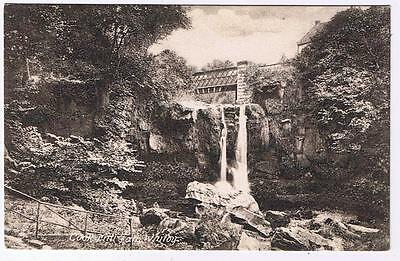 UK Postcard Whitby Cook Mill Falls