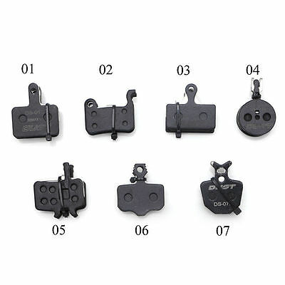 1 Pairs Bike Cycling Disc Brake Pads For Bicycle Disc Pads Replacement Hot
