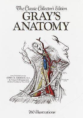 Gray's Anatomy The Classic Collector's Edition, Henry Gray, 0517223651, Book, Ac