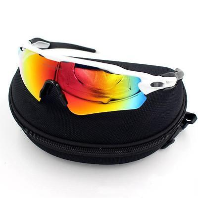Outdoor Sport Cycling Sunglasses Mountain Bike Goggles Lens Frame Eye Glasses