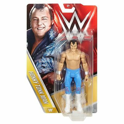 Wwe Wwf Mattel Series 59 Honky Tonk Man Wrestling Action Figure New Boxed!!!!!!