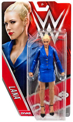 Wwe Wwf Mattel Series 58 Lana Wrestling Action Figure New Boxed