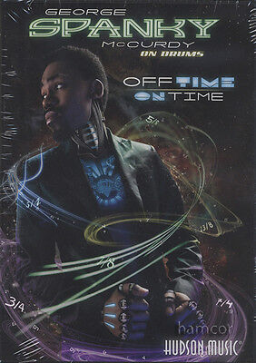 George Spanky McCurdy on Drums Off Time On Time DVD