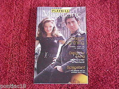 Playbill Magazine The Insiders Guide 2007 Premier Edition Laura Osnes Max Crumm