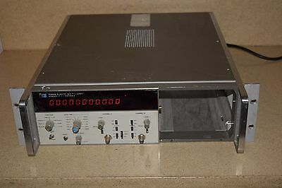 Hewlett Packard 5345A Electronic Counter