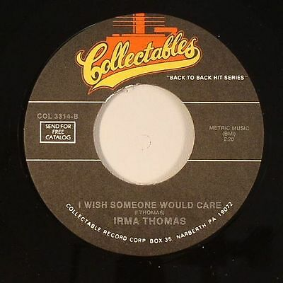 "WINSTONS, The/IRMA THOMAS - Color Him Father - Vinyl (7"")"