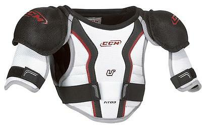 CCM U+03 Ice Hockey  Shoulder Pads - Youth / Reduced To Clear!