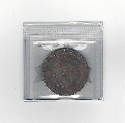 **1820 LX**Great Britain, Crown, Coin Mart Graded **F-12** KM #675