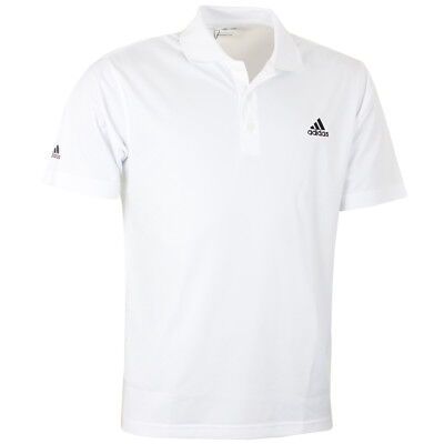 33% OFF RRP Adidas Golf Mens ClimaLite Basic Tour Logo Bespoke Tech Polo Shirt