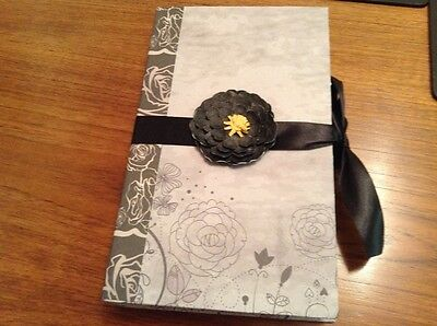 Scrapbook - Unique Memory Book/ Journal Crafted With Care