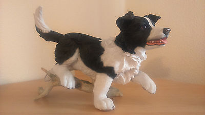 Puppy Love - Large Border Collie Puppy - Country Artists - 03545 - Retired