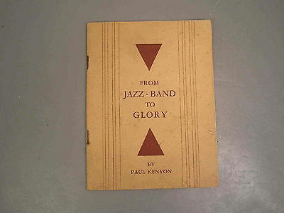 From Jazz Band To Glory Paul Kenyon