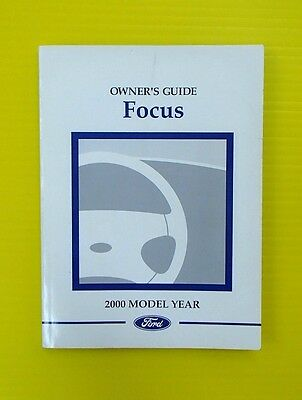 taurus 97 1997 ford owners owner s manual all models 18 11 picclick rh picclick com 2000 Ford Taurus Fuse Box 2000 ford taurus owners manual free download