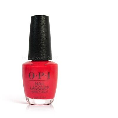 OPI Nail Polish L64 Cajun Shrimp 0.5oz