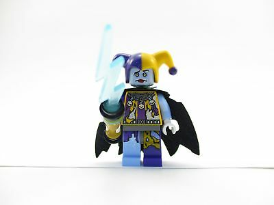 LEGO Nexo Knights Jestro Minifigure 70352 Mini Fig Season 3
