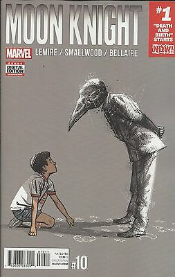 Marvel Moon Knight comic issue 1