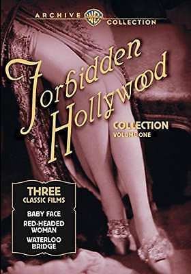 Forbidden Hollywood Collection, Vol. 1 DVD (1931-1933) 3 Films on 2 Discs