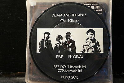 "Adam And The Ants ‎– The B-Sides (Friends) (7"" Picture-Disc)"