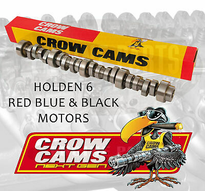 Crow Cam Holden 6 149 161 173 179 186 202 Red Blue Black Motors 2200-5200 RPM