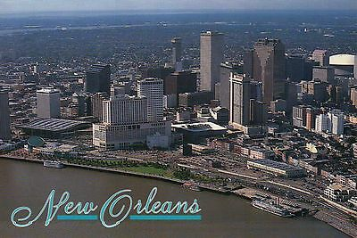 """ New Orleans ""  Postcard of the Month Club 1-Year Subscription - Christmas Gift"