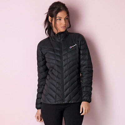 Womens Berghaus Scafell 2 Down Jacket In Black From Get The Label