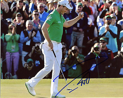 Danny Willett SIGNED AUTOGRAPH Golf AFTAL UACC RD