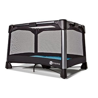 NEW 4Moms 2015 Breeze Fully Equipped Playard - Blue