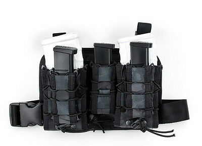 New TMC Typhon Kryptek Hight Hang Mag magazine Pouch and Panel airsoft paintball