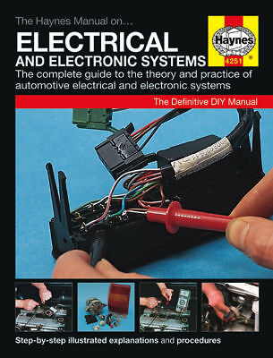 Haynes Car Electrical System Manual Auto Electric Guide 4251 NEW