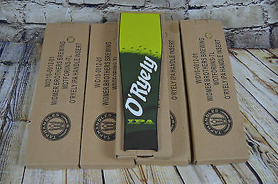 Widmer Brothers Brewing O'Ryely Beer Tap Handle Insert Lot of 5