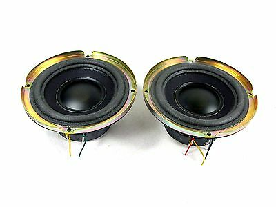 """Pair (2) Bose Lifestyle Acoustimass Bass Subwoofer 6"""" Speakers  111791 J"""