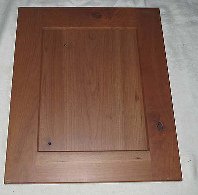 Brookhaven Colony Knotted Cherry Matte Driftwood Cabinet Door