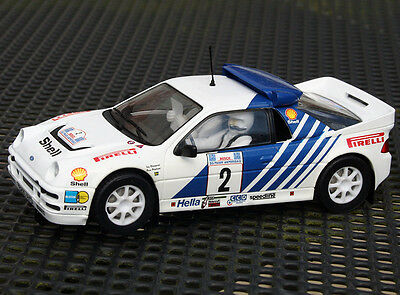 Scalextric C3372A Ford RS200 #2