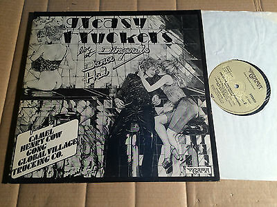 V/a - Greasy Truckers Live At Dingwalls Dance Hall - Henry Cow / Camel - 2 Lp